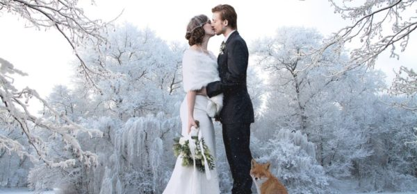 Four Fantastic Winter Wedding Reception Ideas