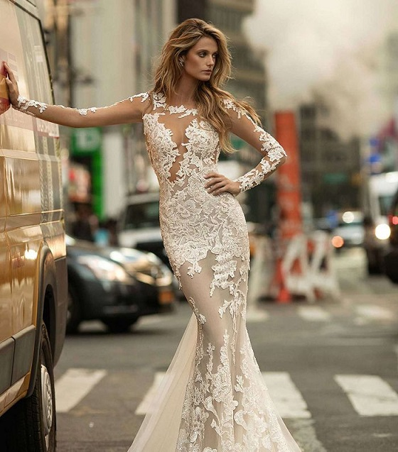 Different Types Of Wedding Dresses For Your Upcoming Nuptials